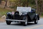 Bugatti Type 50 в движении