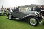 Bugatti Type 50 1931 года выпуска в кузове родстер