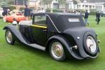Bugatti Type 50 - вид сзади