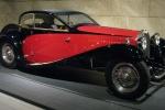 Bugatti Type 50 T в гараже