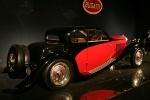Bugatti Type 50 T на выставке