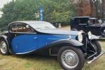 Bugatti Type 50 T в синем цвете