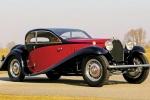 Bugatti Type 50 T на природе