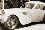 Bugatti Type 57 - старое фото