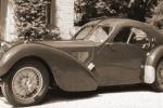 Bugatti Type 57 - одна из первых моделей