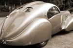 Bugatti Type 57 - вид сзади