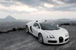 Bugatti Veyron - официальное фото, обои