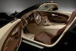 Bugatti Veyron - салон