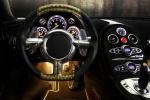 Bugatti Veyron - оригинальная панель приборов и руль