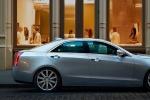 Cadillac ATS - вид сбоку