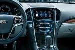 Cadillac ATS - вид с места водителя