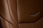 Cadillac ATS - кожа сиденья