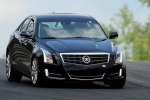 Cadillac ATS - чёрный