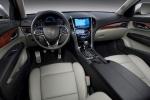 Cadillac ATS - салон