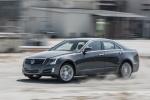 Cadillac ATS - в активном движении