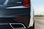 Cadillac CTS - вид сзади крупным планом