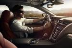 Cadillac CTS - вид водителя в роскошном седане