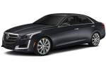 Cadillac CTS 2015 модельного года