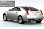 Cadillac CTS купе