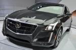 Cadillac CTS 2015 года