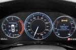 Cadillac CTS - панель приборов