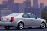 Cadillac CTS ранних годов (первое поколение)