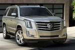 Cadillac Escalade - серебристый