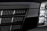 Cadillac Escalade - решётка радиатора и фара