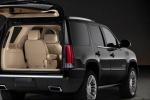 Cadillac Escalade - объём багажника
