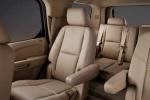 Cadillac Escalade - салон: сиденья, задний ряд