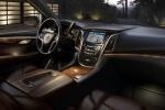 Cadillac Escalade - вид с места переднего пассажира