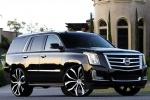 Cadillac Escalade тюнингованный
