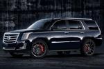 Cadillac Escalade - чёрный