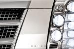Cadillac Escalade - белый автомобиль