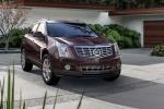 Cadillac SRX официально