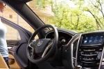 Cadillac SRX - салон