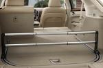 Cadillac SRX - сложенные сиеднья