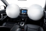 Chery Tiggo 5 - подушки безопасности водителя и пассажира