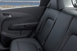 Chevrolet Aveo - задний диван