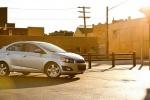 Chevrolet Aveo - официальное фото