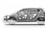 Chevrolet Aveo с 10 подушками безопасности