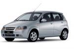 Chevrolet Aveo первого поколения