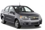 Chevrolet Aveo старых годов