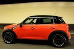 Mini Countryman - оранжевый