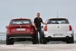 Mini Countryman и BMW X1